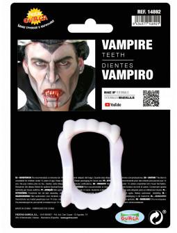 Dentadura de Vampiro Básica