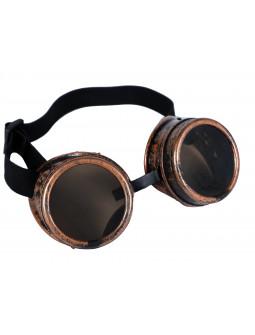 Gafas Steampunk Color Cobre Envejecidas