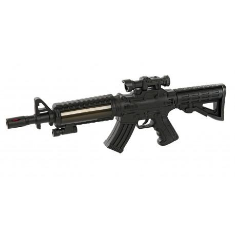 Fusil de Asalto M4 con Luz y Sonido