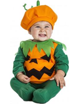 Disfraz de Calabaza Graciosa para Bebé
