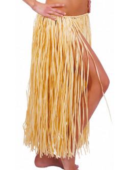 Falda de Rafia Larga de 75 cm