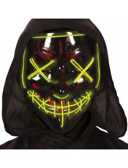 Máscara de La Purga con Luz