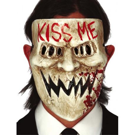 Máscara Sonrisa Sangrienta La Purga