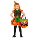 Bolso de Calabaza Divertida de Halloween Infantil