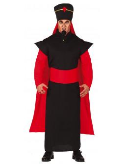 Disfraz de Jafar Mago Malvado para Hombre