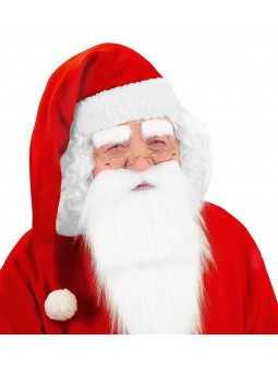 Gorro de Papá Noel Extra Largo