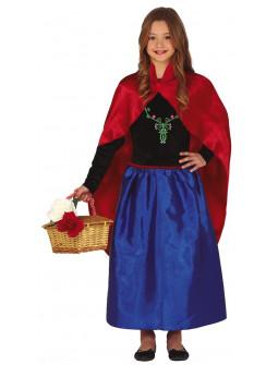 Disfraz de Princesa Anna de Frozen para Niña