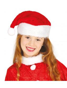 Gorro de Papá Noel Infantil