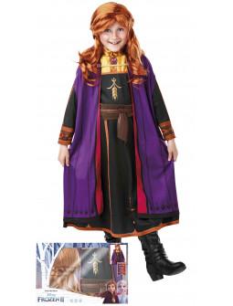 Disfraz de Anna Frozen Infantil en Caja