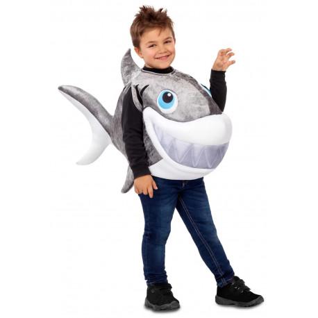 Disfraz de Tiburón Divertido Infantil