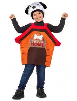 Disfraz de Caseta de Perro Infantil