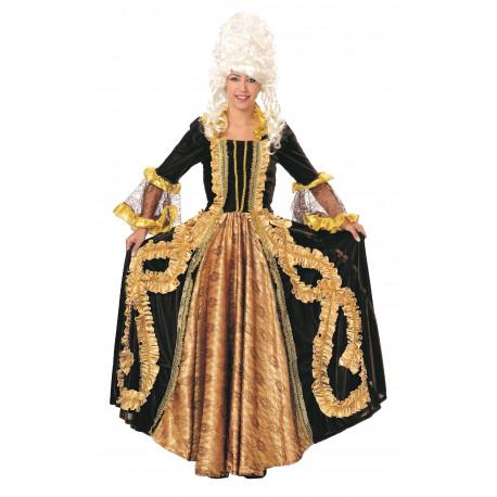 Disfraz de Baronesa Barroca para Mujer