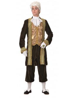 Disfraz de Barón Barroco para Hombre