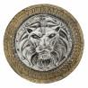 Escudo Romano con Cabeza de León