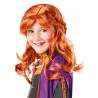 Peluca de Anna Frozen 2 Oficial Disney Infantil