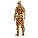 Disfraz Doble de Cazador y Tigre para Adulto