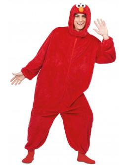 Disfraz de Elmo de Barrio Sésamo
