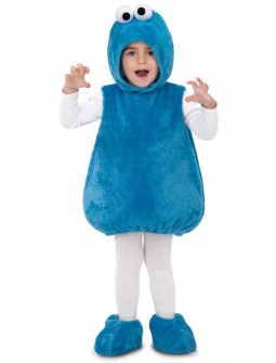 Disfraz del Monstruo de las Galletas Infantil