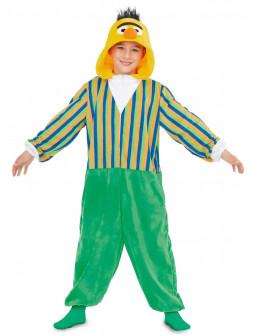 Disfraz de Blas Barrio Sésamo Infantil