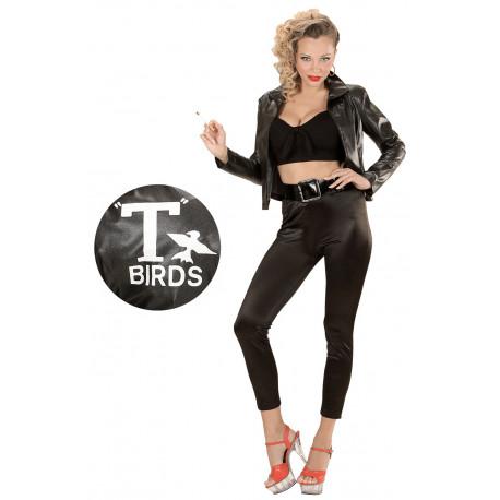 Disfraz de Sandy T-Birds para Mujer