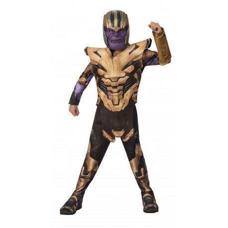 Disfraz de Thanos Endgame con Armadura para Niño