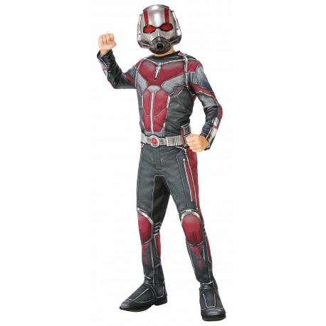 Disfraz de Ant-Man Vengadores Endgame para Niño