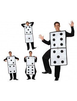 Disfraz Ficha Domino