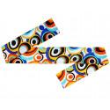 Bandana Años 70 con Burbujas Multicolor