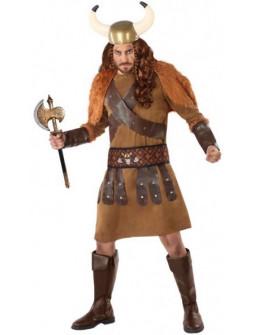 Disfraz de Vikingo Bárbaro para Hombre
