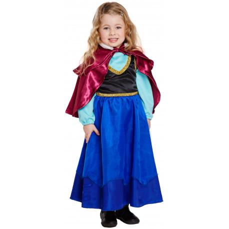 Disfraz de Anna Frozen Infantil