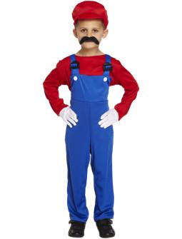 Disfraz de Super Mario para Niños