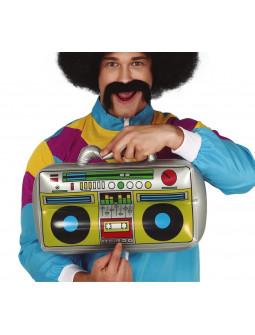Radiocasete Años 80 Hinchable