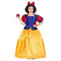 Disfraz de Princesa Blancanieves para Niña