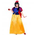 Disfraz de Princesa Blancanieves para Mujer