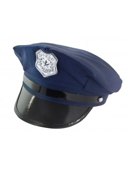 Gorra de Policia.