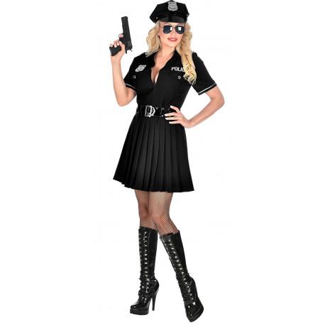 Disfraz de Oficial de Policía para Mujer