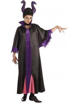 Disfraz de Bruja Maléfica Clásica Infantil