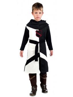Disfraz de Cruzado Medieval Premium para Niño