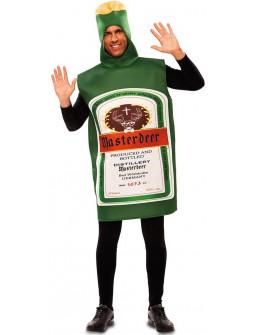 Disfraz de Botella de Jägermeister para Adulto