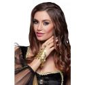 Mitón de Bailarina Árabe con Monedas Doradas