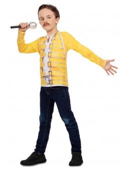 Camiseta de Freddie Mercury para Niño