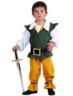 Disfraz de Mesonero Medieval Infantil