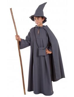 Disfraz de Mago Gandalf el Gris para Niño