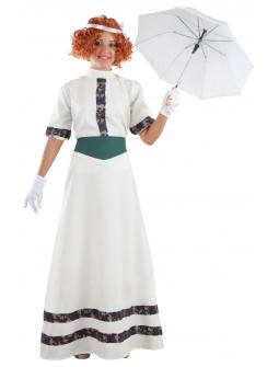 Disfraz de Chica Años 20 para Mujer