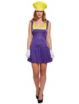 Disfraz de Wario para Mujer