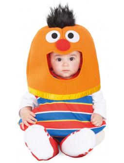 Disfraz de Epi Barrio Sésamo para Bebé