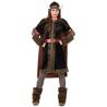 Disfraz de Guerrera Vikinga Negro para Mujer