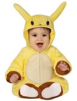 Disfraz de Pikachu de Peluche para Bebé