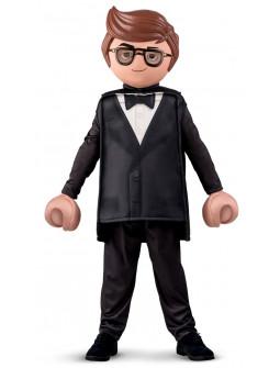 Disfraz de Playmobil Rex Espía Infantil