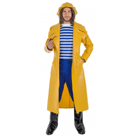 Disfraz de Capitán Pescanova para Adulto